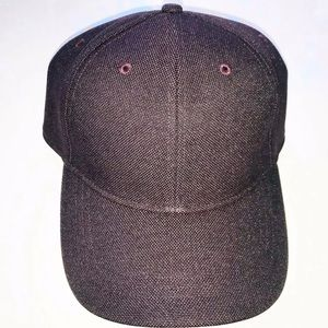 Lululemon Baller Hat Cap Brown Burgundy Adjustable